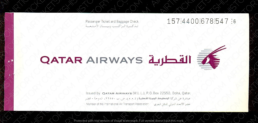 baggage qatar airways